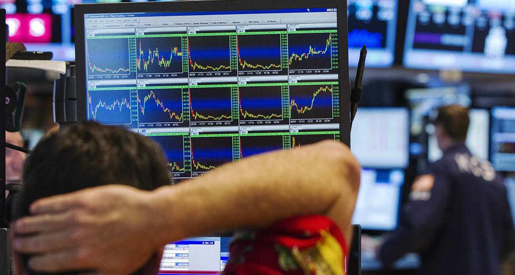 Znalezione obrazy dla zapytania: Торговля на фондовой бирже